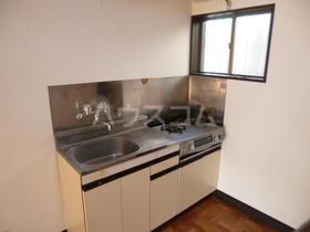 メゾンブランシュ 102号室のキッチン