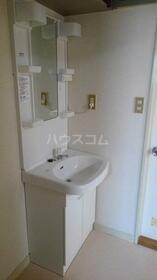 コーポ沢Ⅱ 103号室の洗面所