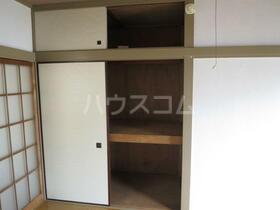東栄荘 201号室の収納