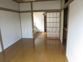 東栄荘 201号室の居室