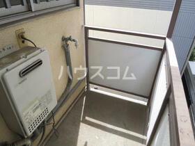 東栄荘 201号室の設備