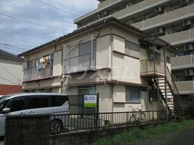 東栄荘 201号室の外観