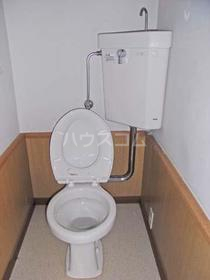 ときわ荘 103号室のトイレ