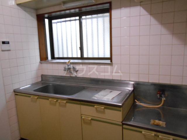 レジデンス田中第二のキッチン
