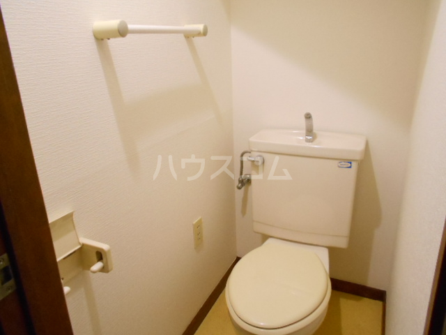 レジデンス田中第二のトイレ