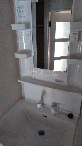 車返西住宅 4-106号室の洗面所
