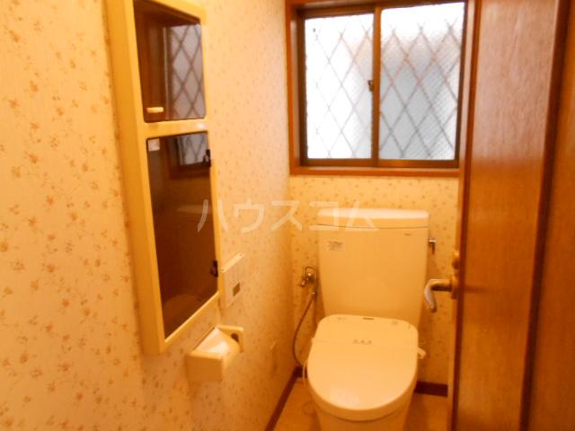 緑町2―26貸家のトイレ