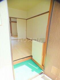 第三泉ハイツ 102号室の玄関