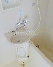 リキハウス 103号室の風呂