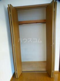 リキハウス 103号室の収納