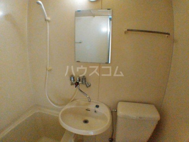 アネモネコーポ 103号室の洗面所