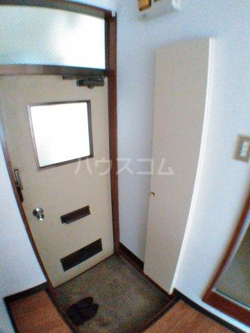 アネモネコーポ 103号室の玄関
