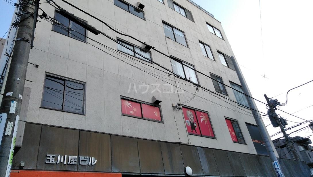 玉川屋ビル 301号室のバルコニー