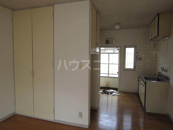 ハイツカトレア 205号室のキッチン