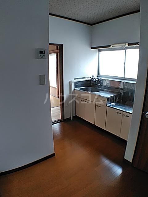 蓑島 201号室のキッチン