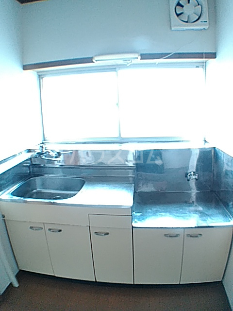 蓑島 201号室の洗面所
