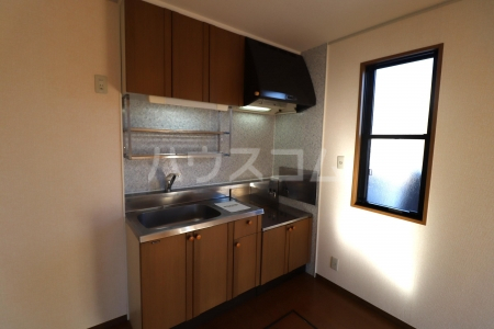 アステール 101号室のキッチン