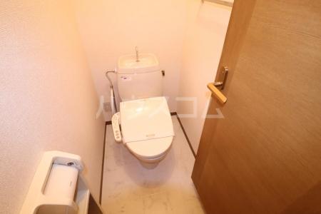 アステール 101号室のトイレ