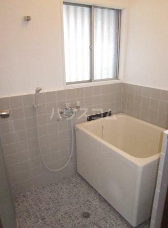 第三コーポ H号室の風呂