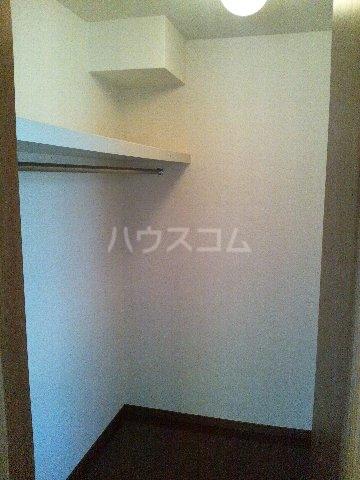 ピュア 輝 101号室の収納