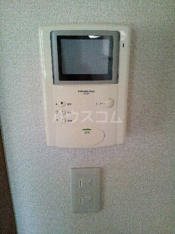ピュア 輝 101号室のセキュリティ