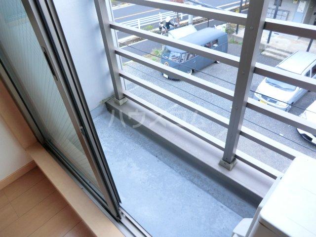 ルアンカパル 205号室のバルコニー