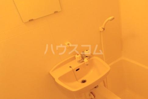 ルアンカパル 205号室の洗面所