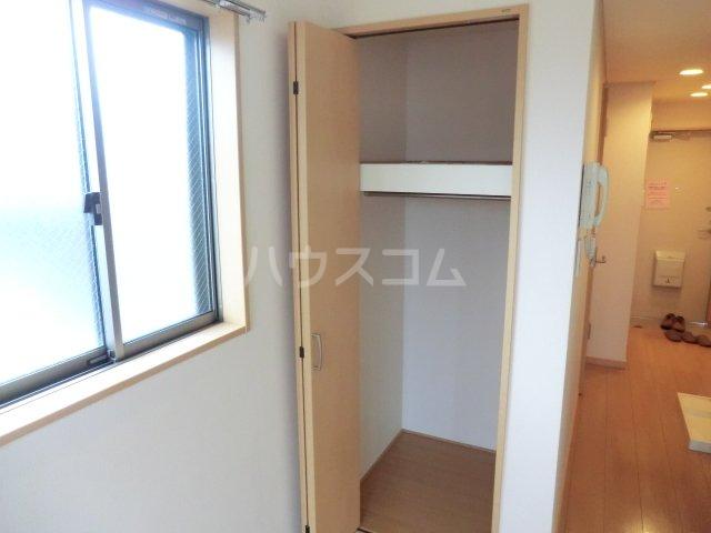 ルアンカパル 205号室の収納
