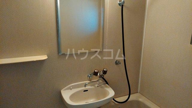 ラフォーレ白山 208号室の洗面所