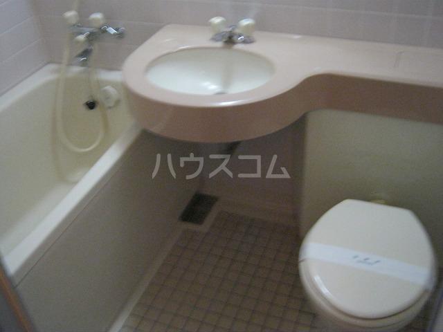 ライオンズテラス武蔵小金井 308号室の洗面所