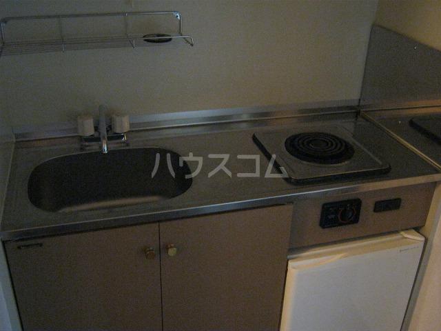ライオンズテラス武蔵小金井 308号室のキッチン