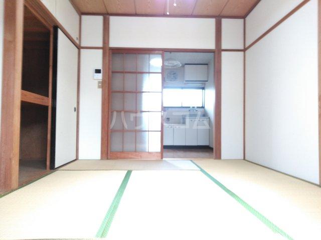 美塚コーポ 201号室の居室