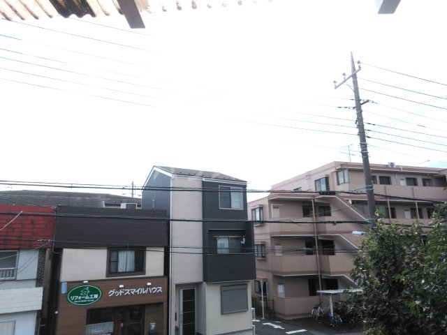 美塚コーポ 201号室の景色