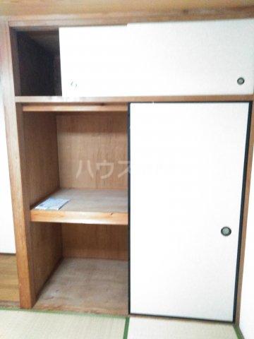 美塚コーポ 201号室の収納