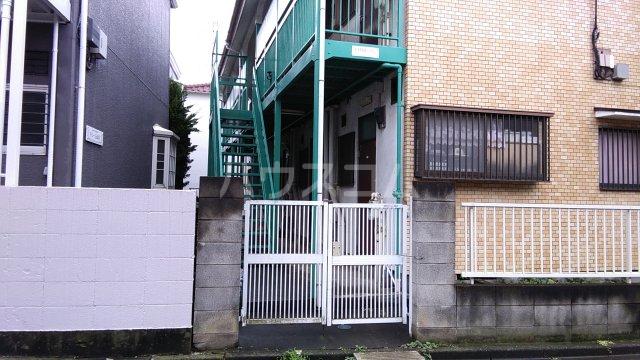 千代田ハイツ 105号室のエントランス