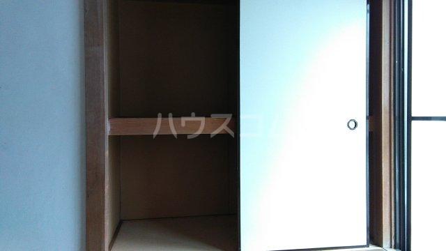 千代田ハイツ 105号室の収納