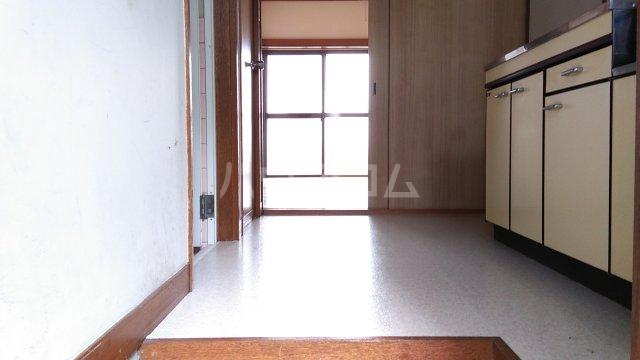 千代田ハイツ 105号室の玄関