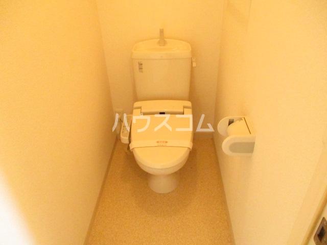 ヒラリバー アネックス 205号室のトイレ