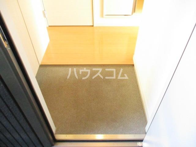 ヒラリバー アネックス 205号室の玄関