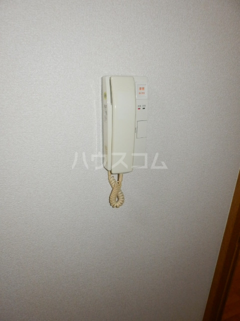 プリムヴェールハイム 306号室のセキュリティ