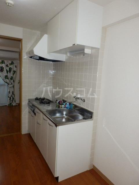 プリムヴェールハイム 306号室のキッチン