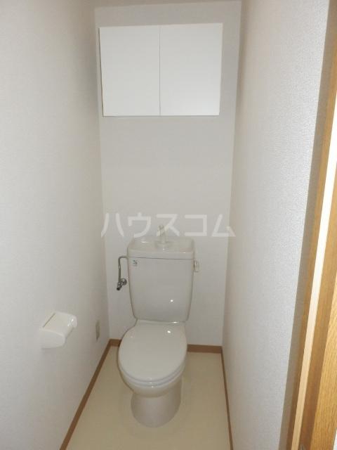 プリムヴェールハイム 306号室のトイレ