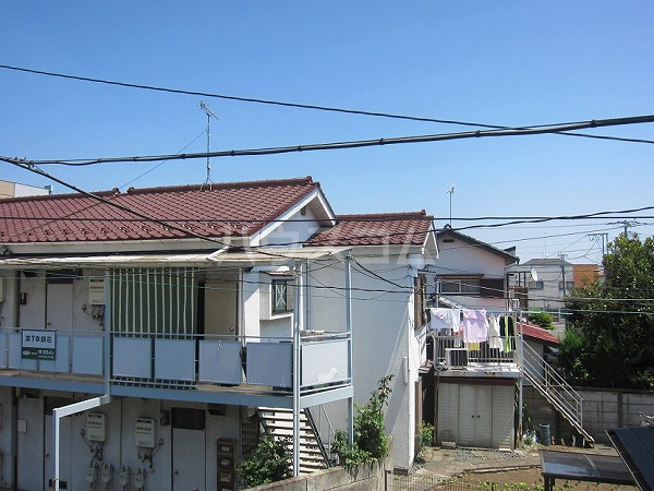 熊倉ハイツ 204号室の景色