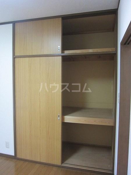 熊倉ハイツ 204号室の収納
