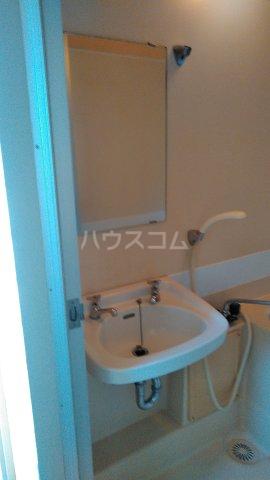 エクセレントハイム 206号室の洗面所