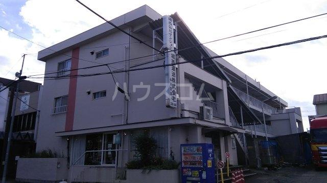 城西仙川マンションの外観