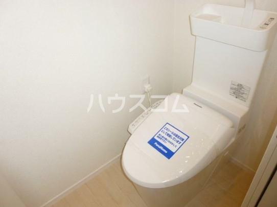 フィカーサ新高円寺 101号室のトイレ