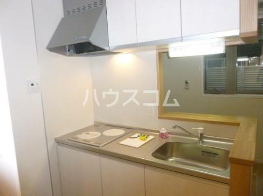 フィカーサ新高円寺 101号室のキッチン