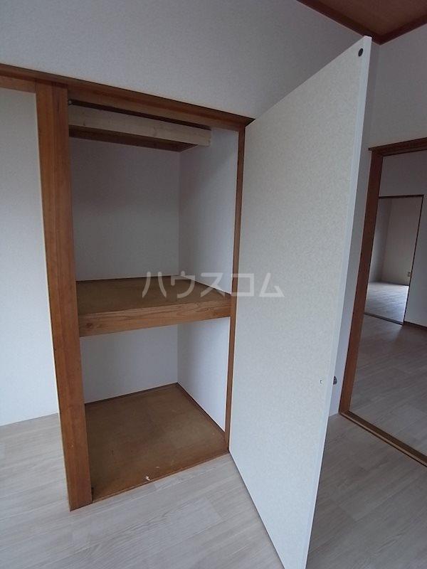 スタシオン上島 A 102号室の収納