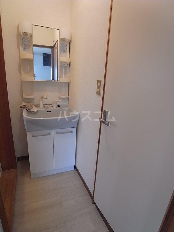 スタシオン上島 A 102号室の洗面所